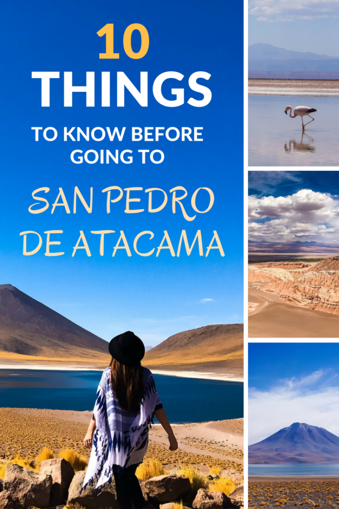 10 things to know before going to San Pedro