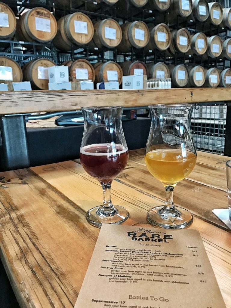 10 Tips For The Perfect Weekend in Napa - Rare Barrel Brewery