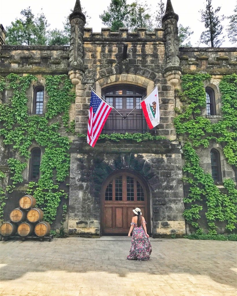 10 Tips For The Perfect Weekend in Napa - Chateau Montelena