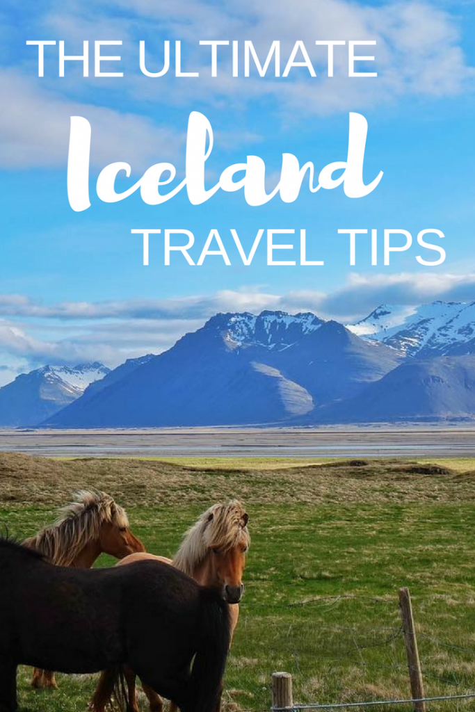 20 Iceland Tips you Need to Know Before You Go