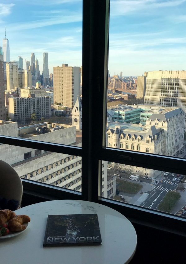 Brooklyn State of Mind | New York Marriott at the Brooklyn Bridge
