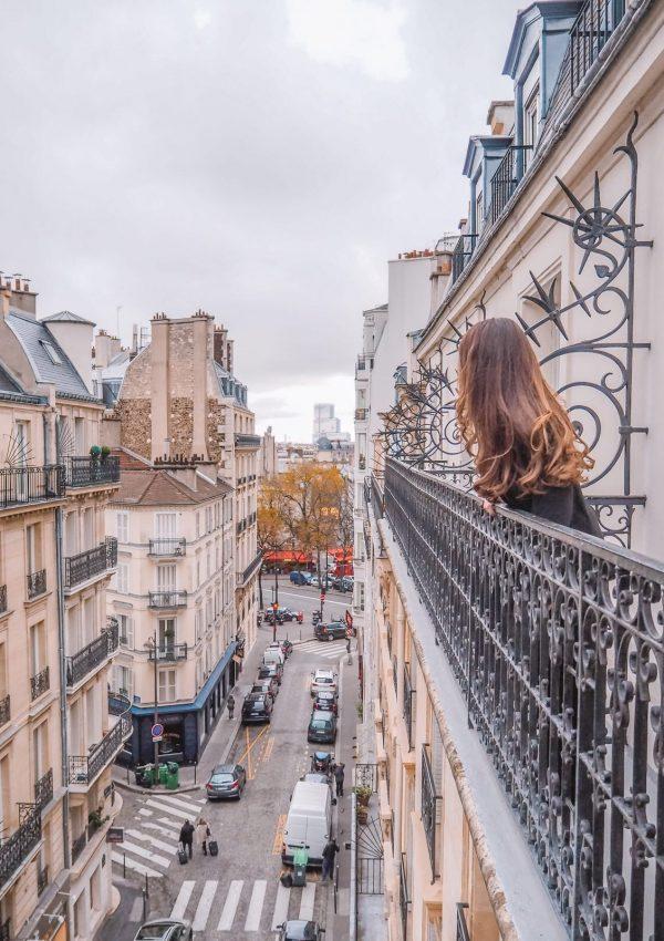 Parisian Chic | Hotel Balmoral Paris