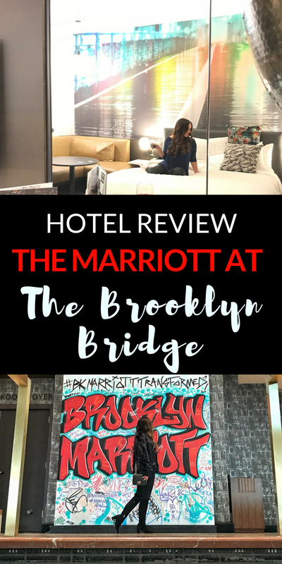 The Marriott at The Brooklyn Bridge