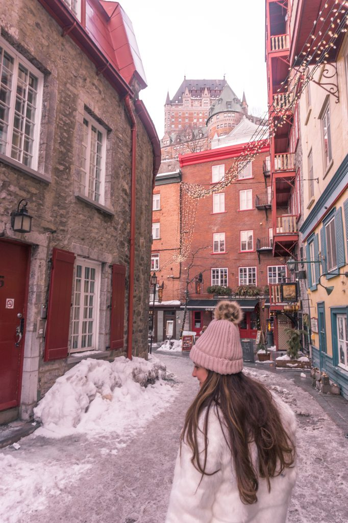 7 Things to Do in Quebec City in Winter - Old Quebec