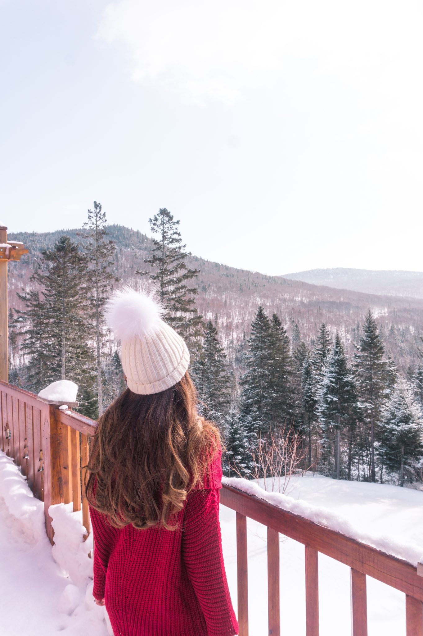 7 Things to Do in Quebec City in Winter - Go Snowshoeing