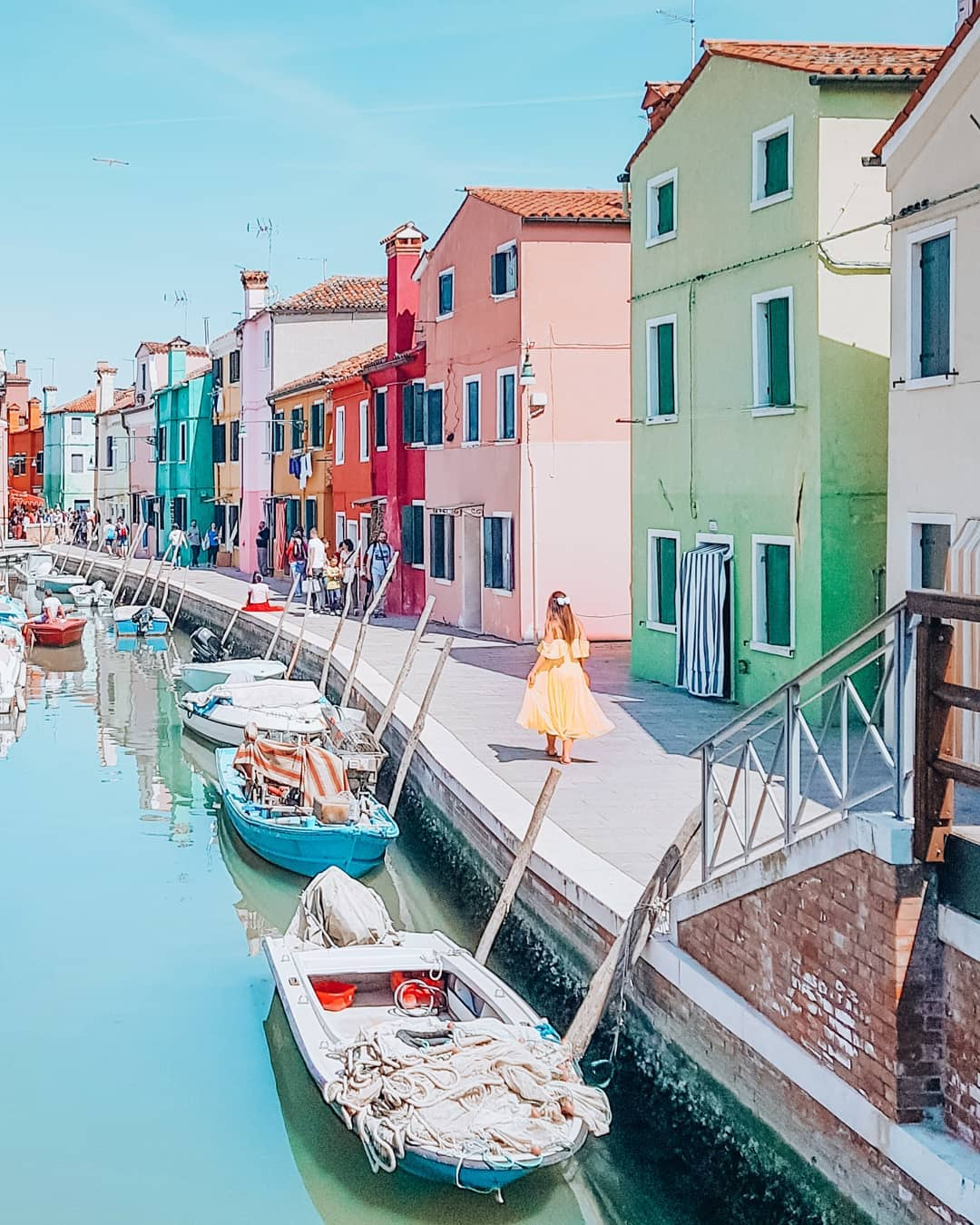 Most Instagrammable Places In Venice - Burano
