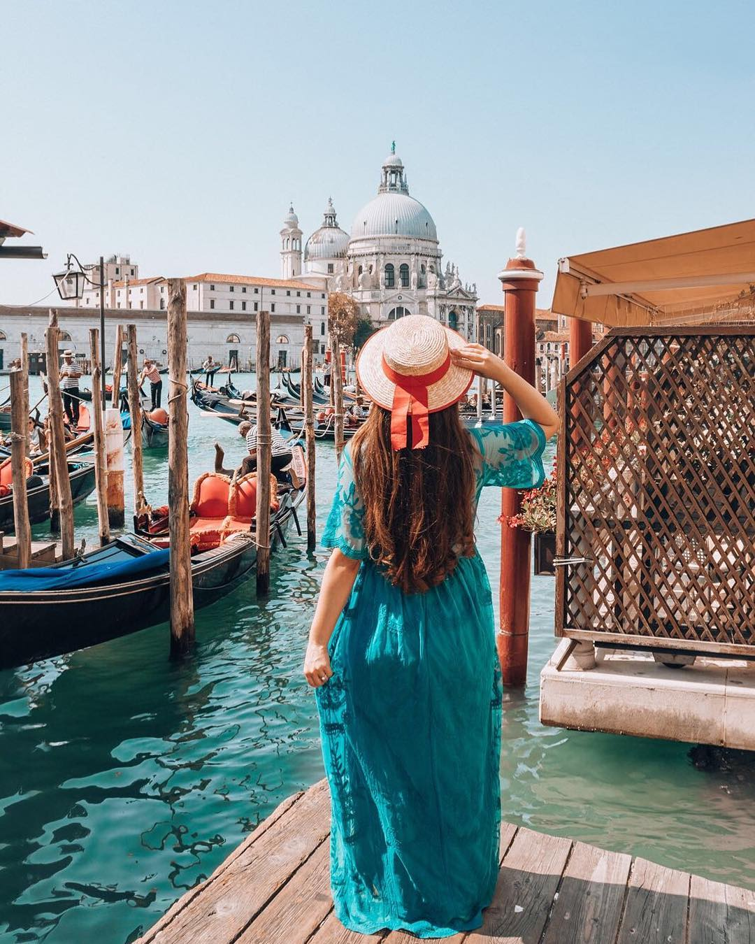 Most Instagrammable Places In Venice - Basilica Di Santa Maria Della Salute