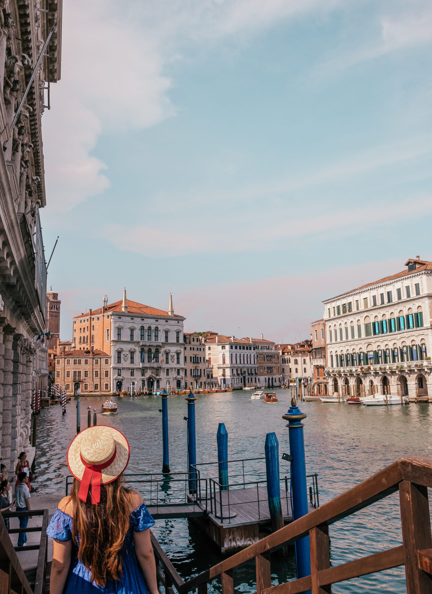 Most Instagrammable Places In Venice - Grand Canal