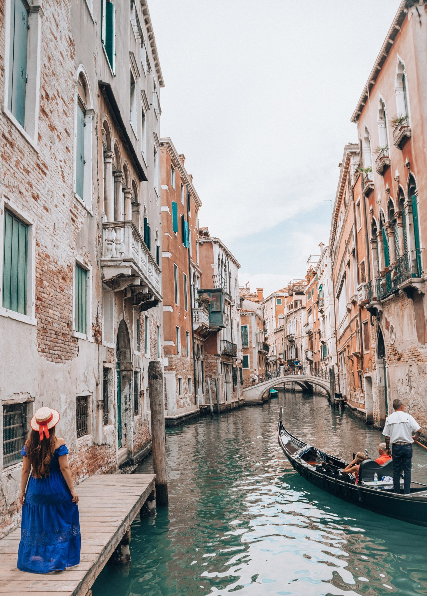 Most Instagrammable Places In Venice - Hotel San Moise