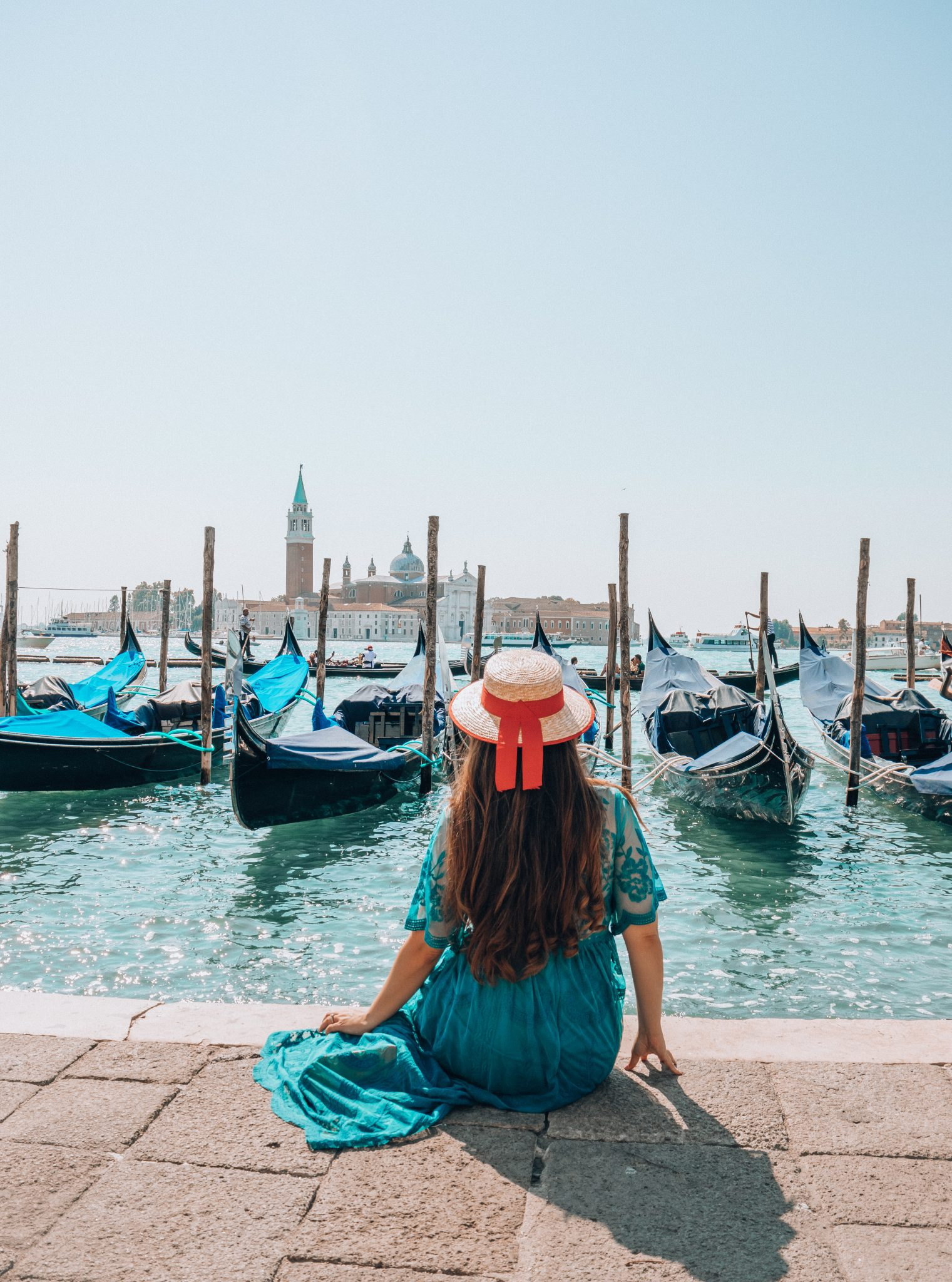 Most Instagrammable Places In Venice - The Waterfront