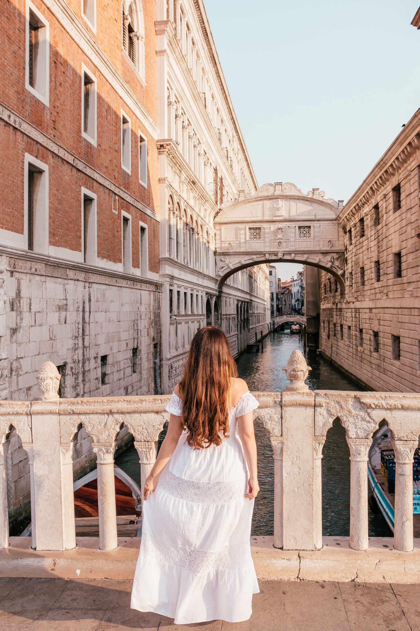 Most Instagrammable Places In Venice - Bridge of Sighs