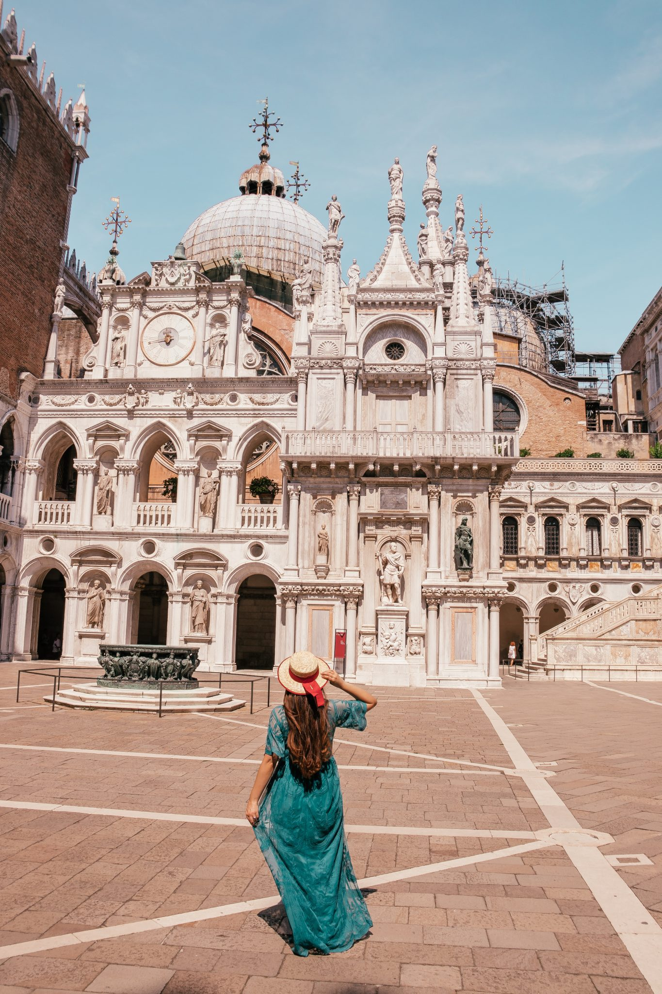 Most Instagrammable Places In Venice - Doge's Palace