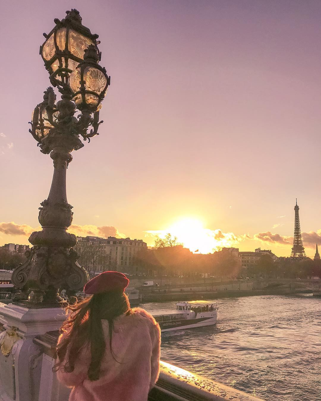 12 Best Photo Spots in Paris For Epic Instagram Shots - Pont Alexandre III