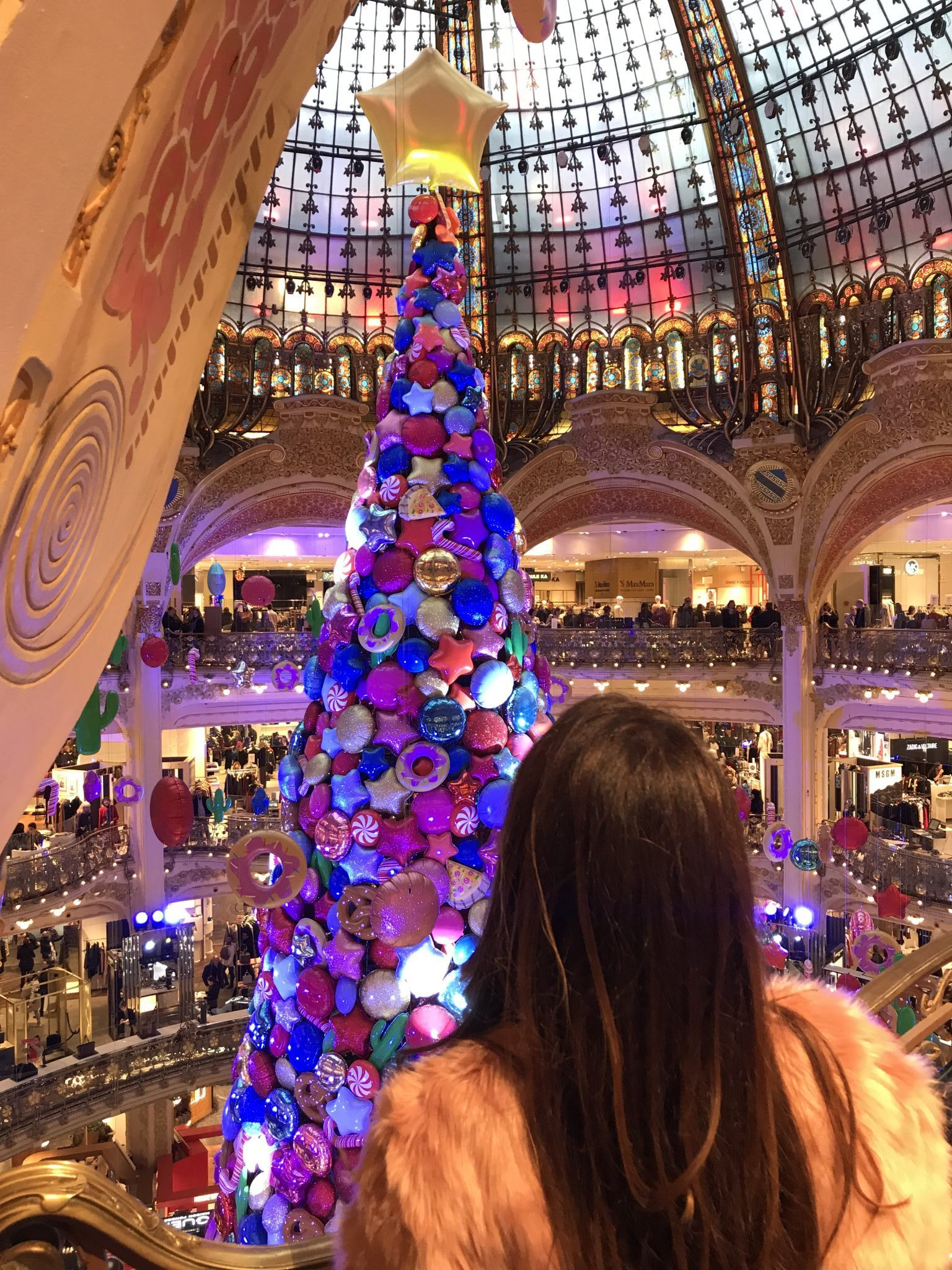 12 Best Photo Spots in Paris For Epic Instagram Shots - Galleries Lafayette