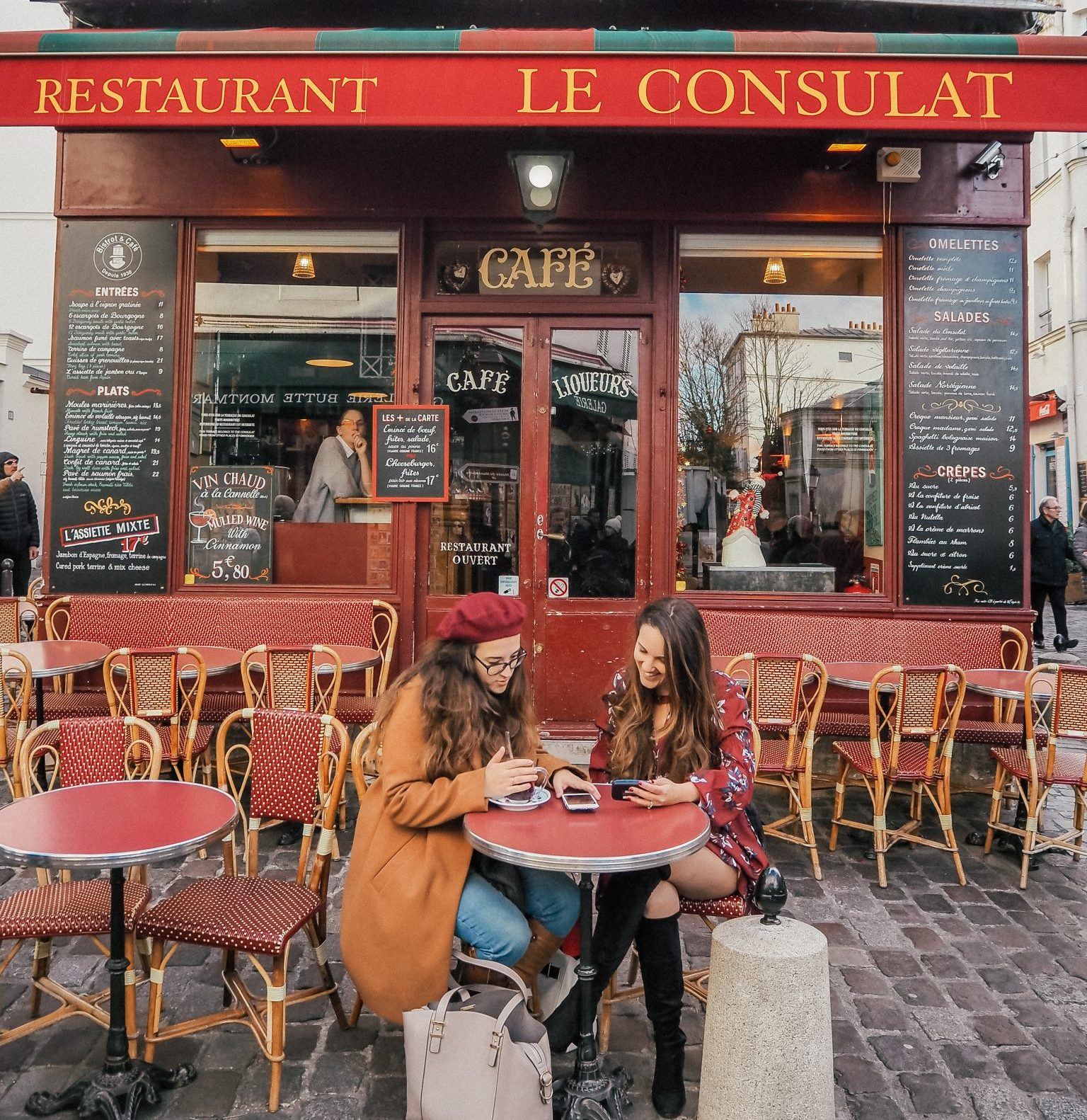 20 Insanely Cute Cafes In Paris Wandering Sunsets