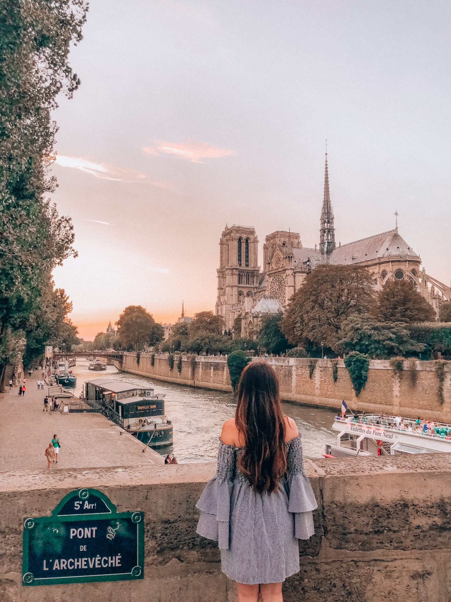 12 Best Photo Spots in Paris For Epic Instagram Shots - Notre Dame De Paris