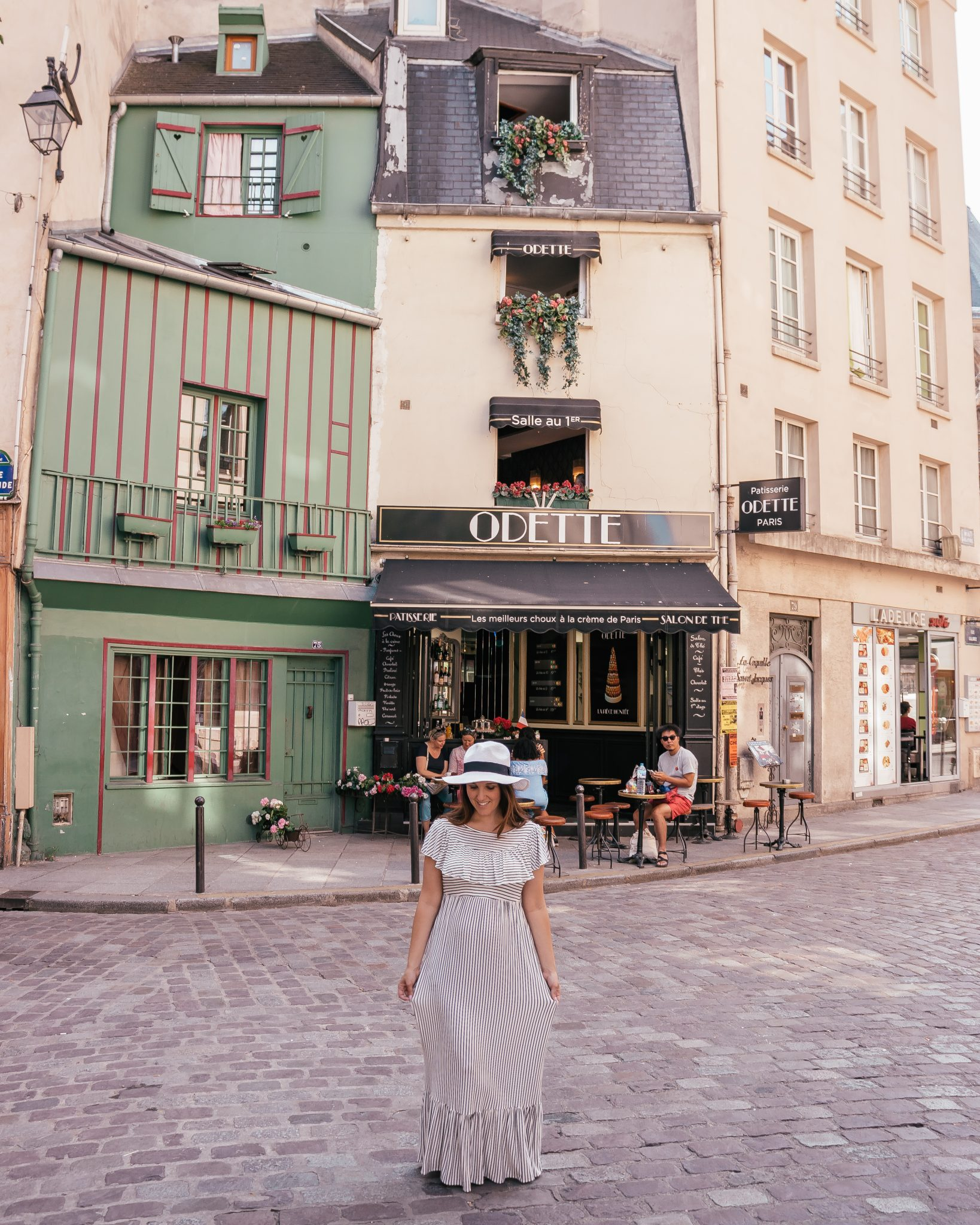 12 Best Photo Spots in Paris For Epic Instagram Shots - Quartier Latin