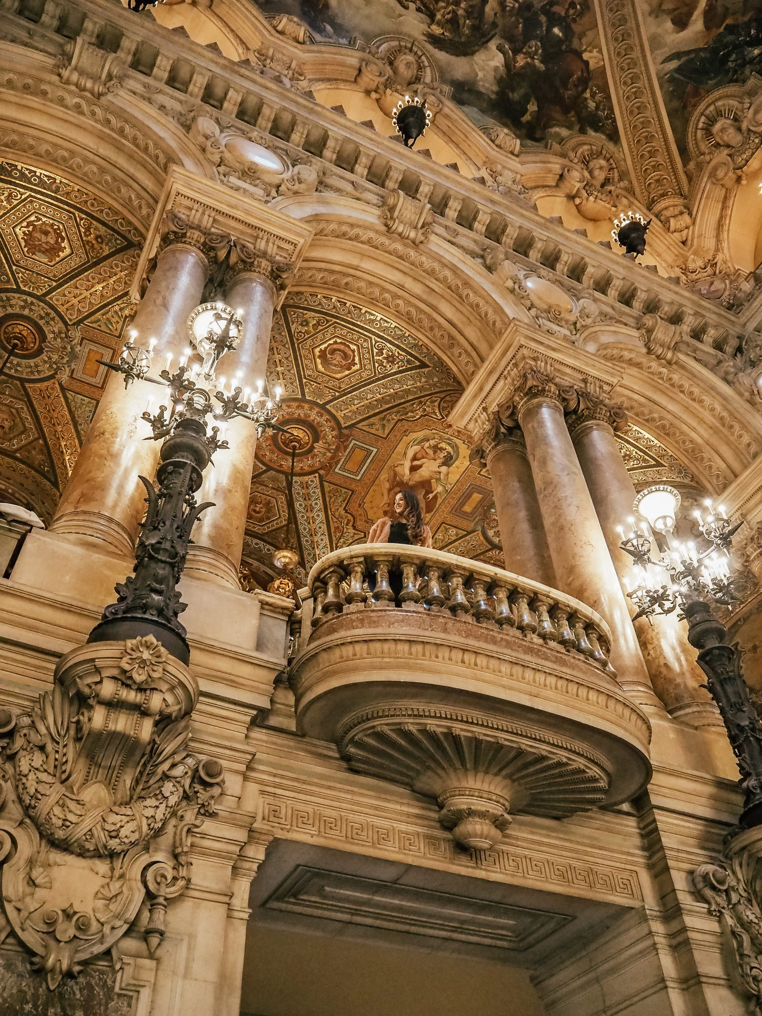 12 Best Photo Spots in Paris For Epic Instagram Shots - Palais Garnier