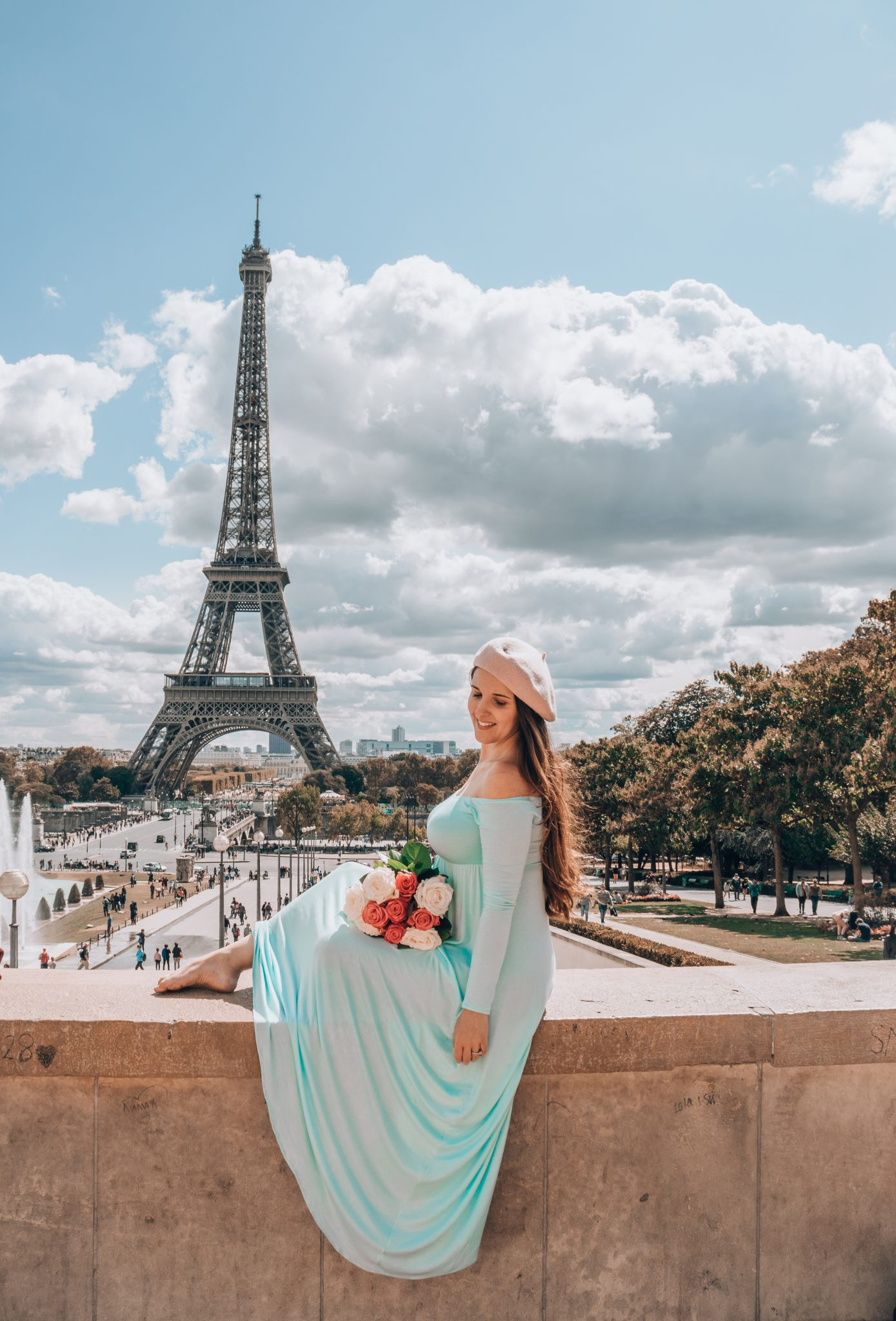 Best Photo Spots in Paris - The Eiffel Tower From Trocadero