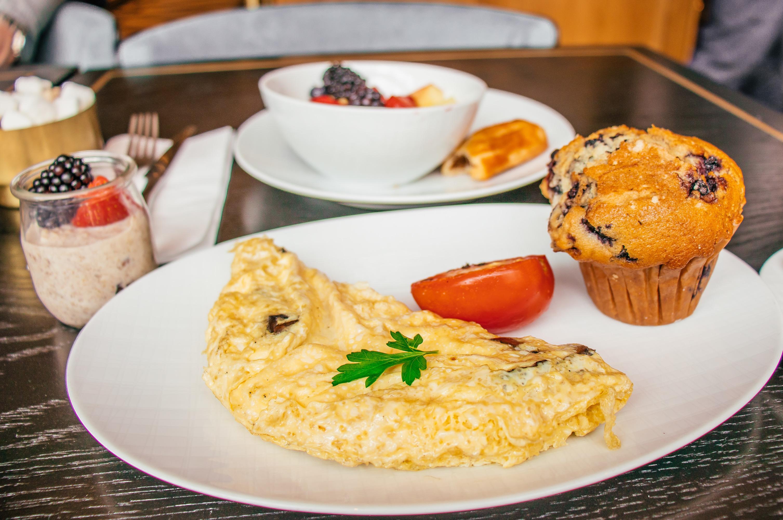 Trafalgar St James Hotel London Breakfast