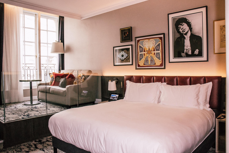 Trafalgar St James Hotel London Bedroom