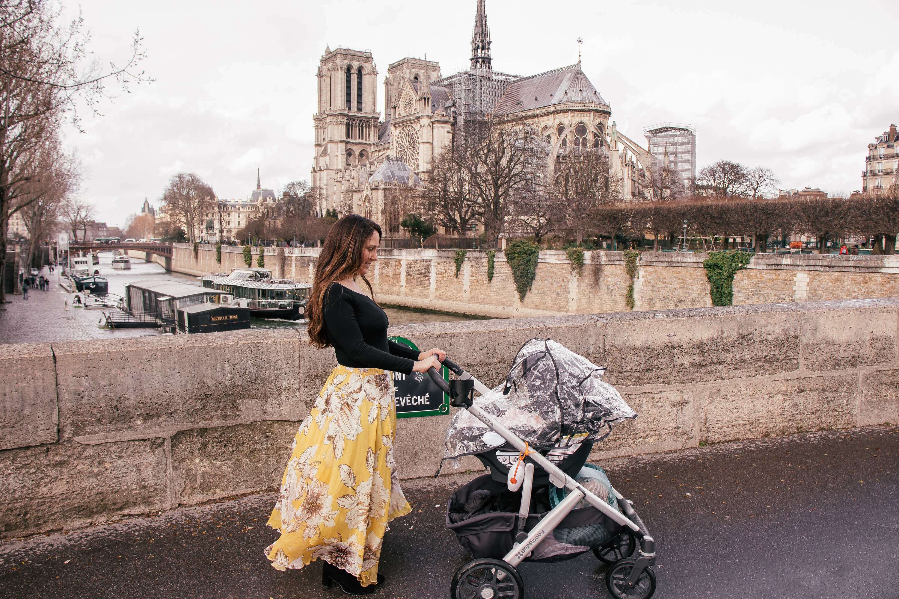 UPPAbaby VISTA in Paris