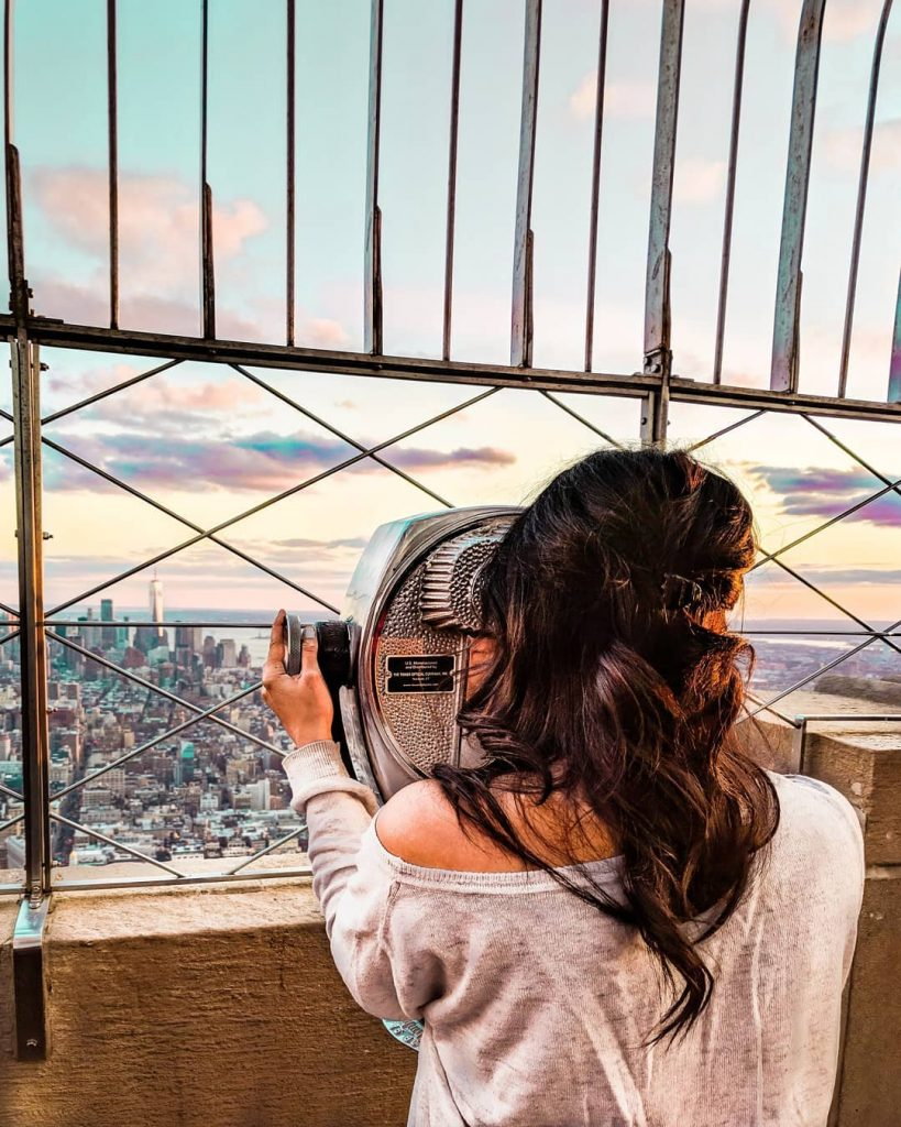 Empire State Building Most Instagramable US Cities
