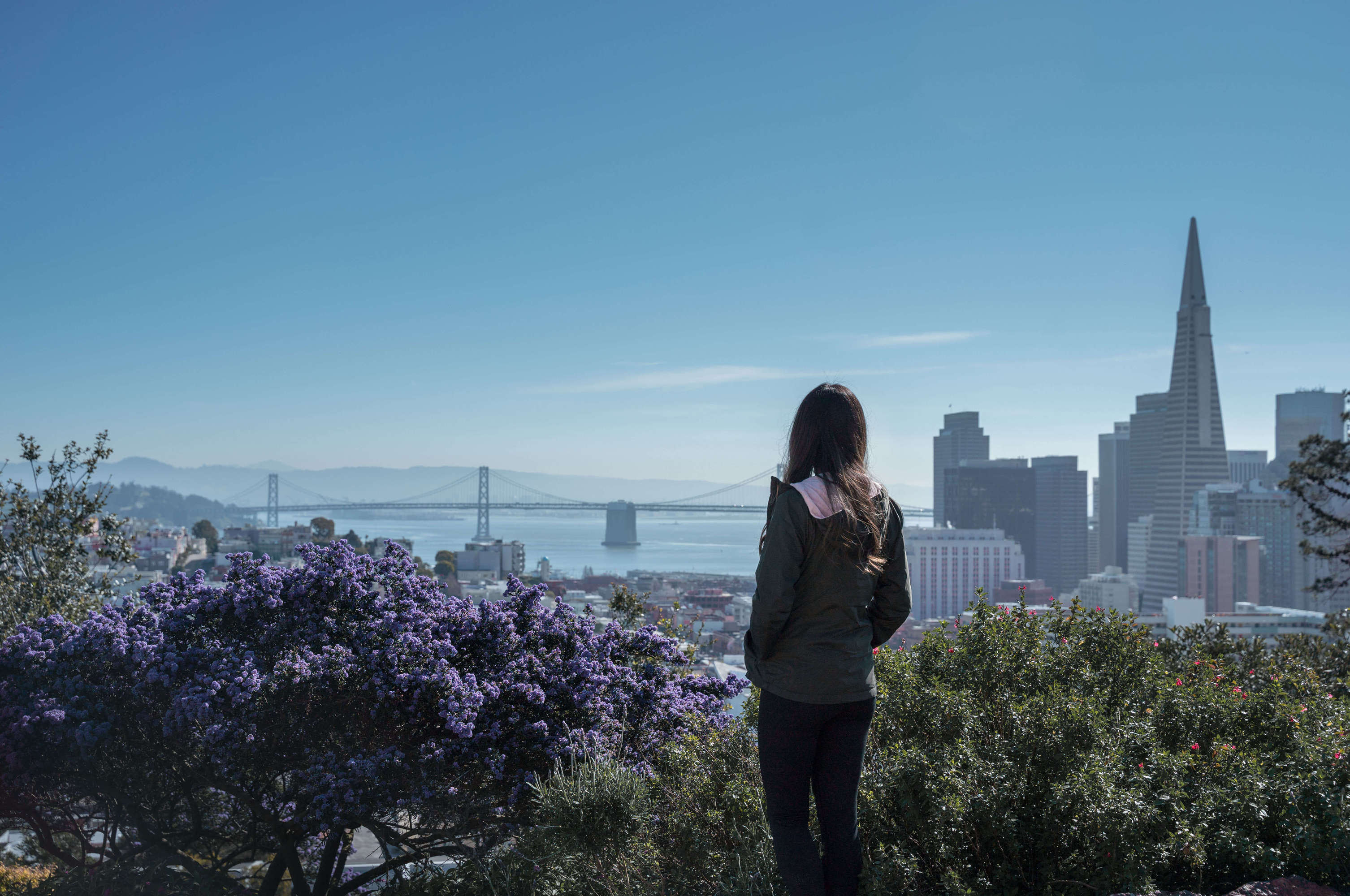 Ina Coolbrith Park Most Instagramable US Cities