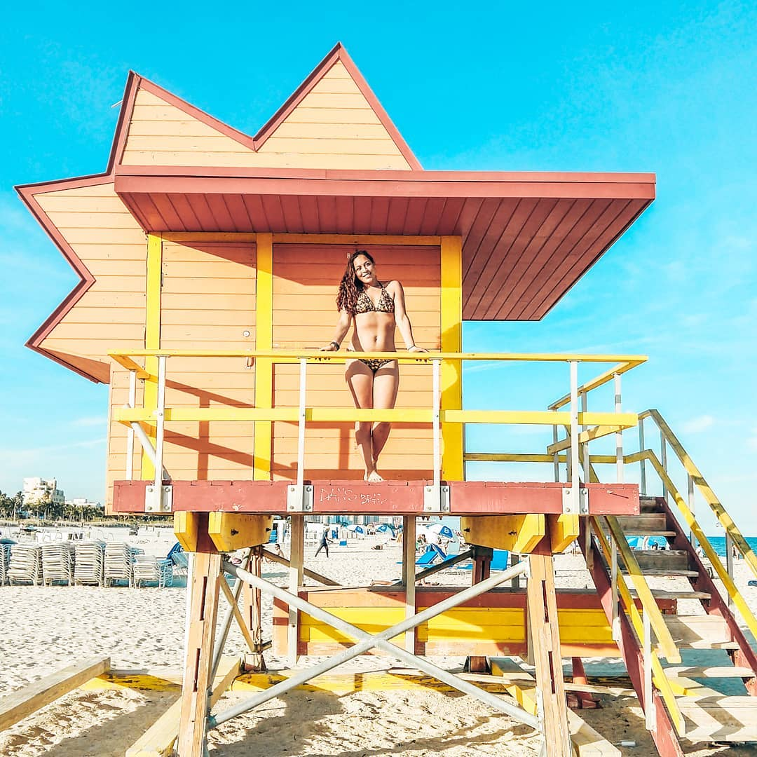 Miami Beach Strands Most Instagramable US Cities