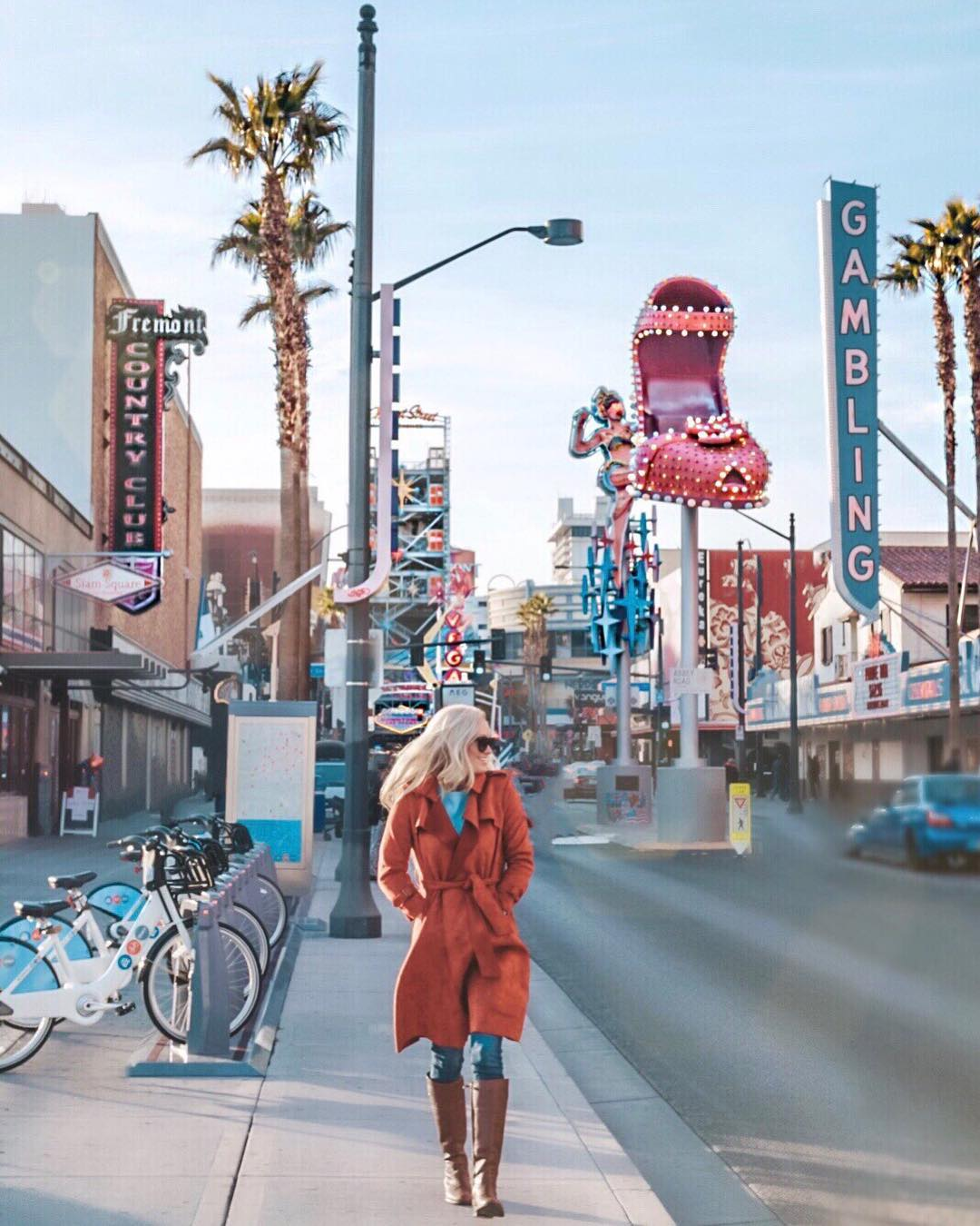 Las Vegas Arts District Most Instagramable US Cities