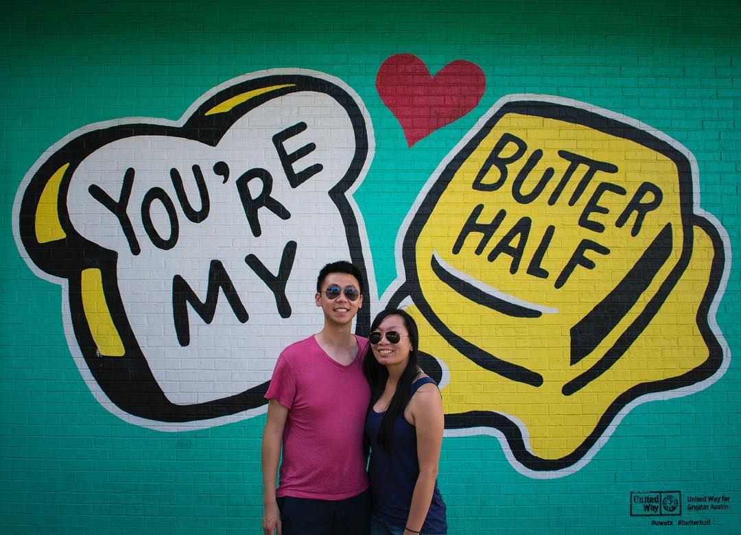 You're My Butter Half Most Instagramable US Cities