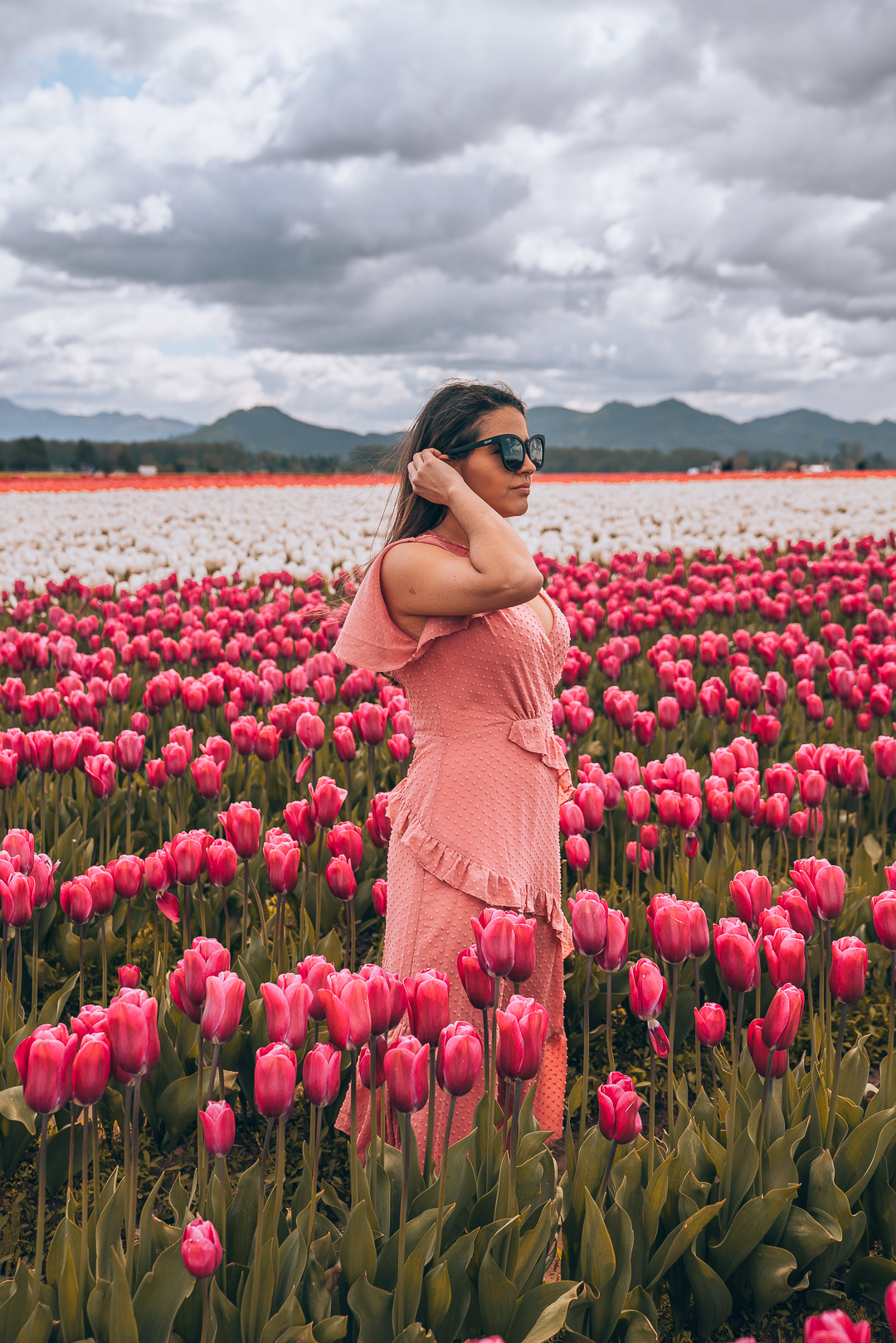 The Most Instagram Worthy Flower Fields - Tulip Festival