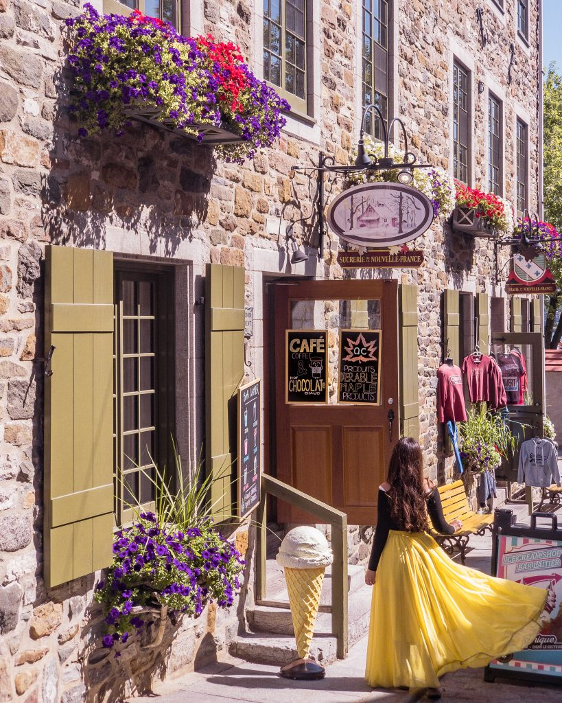 15 Most Instagrammable Places in Quebec City