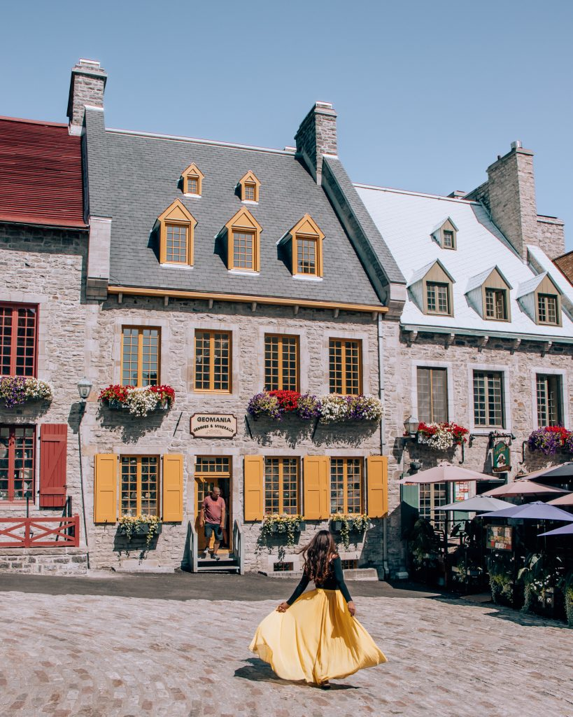 15 Most Instagrammable Places in Quebec City - Old City