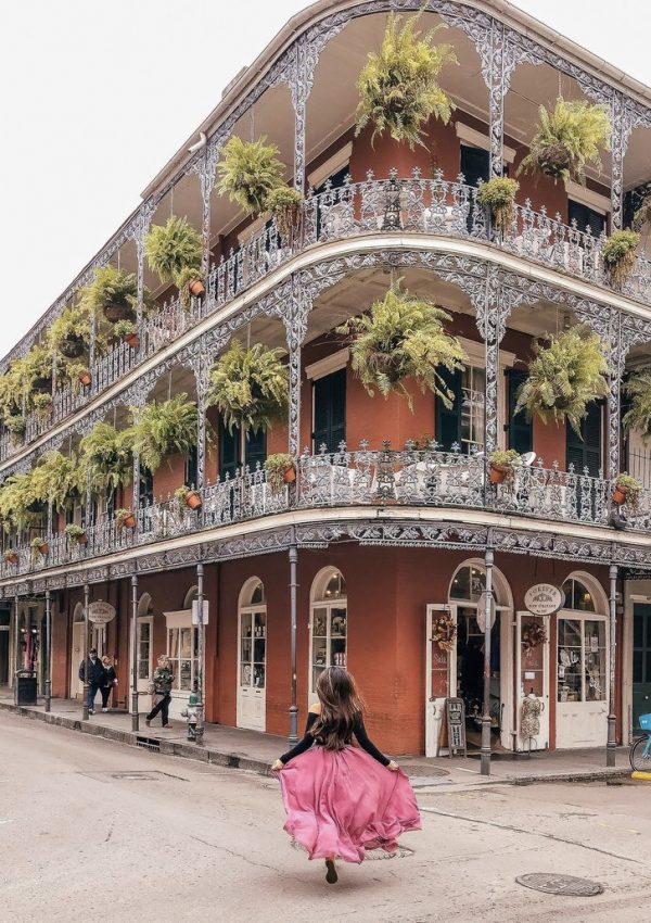 The best places to take photos in New Orleans