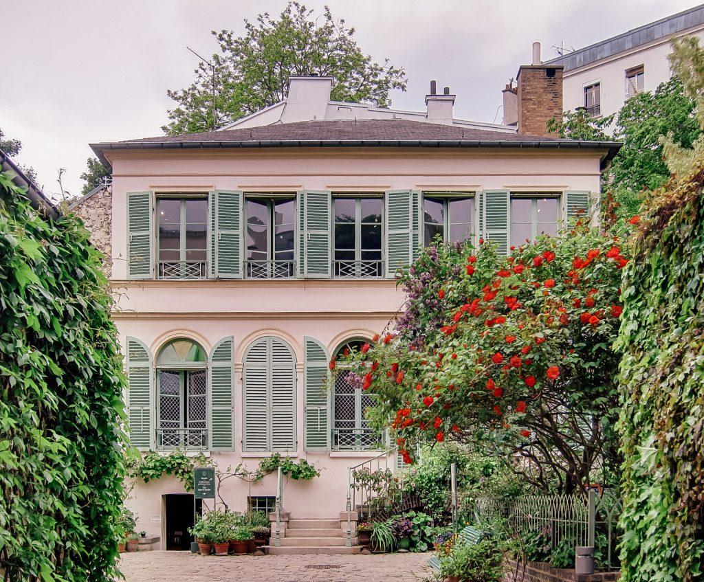 Musée de la Vie Romantique de l'Hôtel Scheffer-Renan