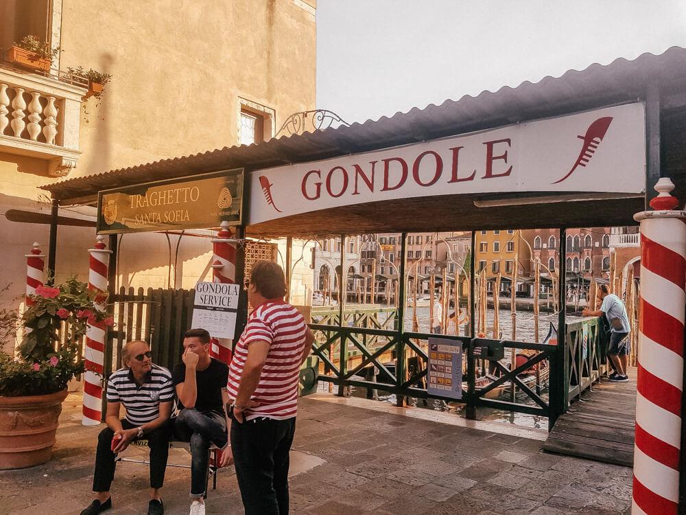 Traghetto Stations, a Venice hidden gem