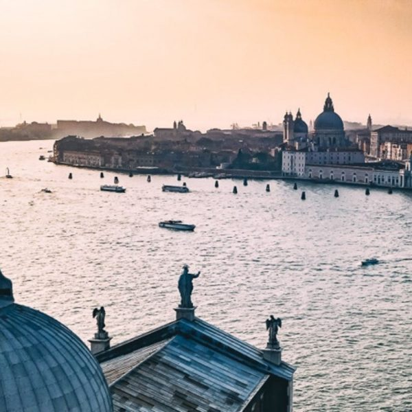 San Giorgio Maggiore, one of the hidden gems of Venice with beautiful views over the lagoon