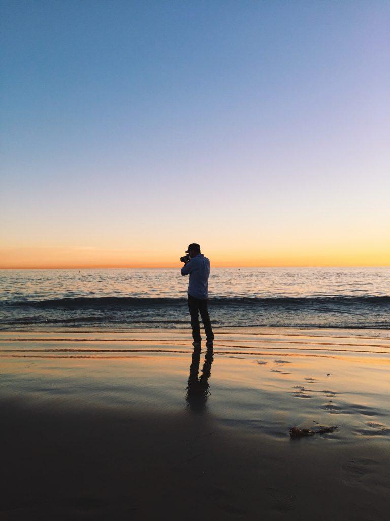 Beautiful USA Beaches. - Laguna