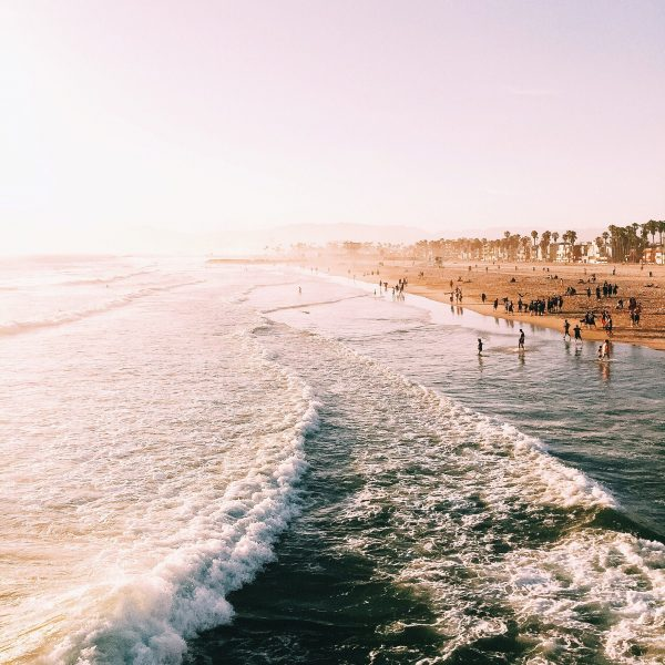 USA Gorgeous Beach - Venice, CA