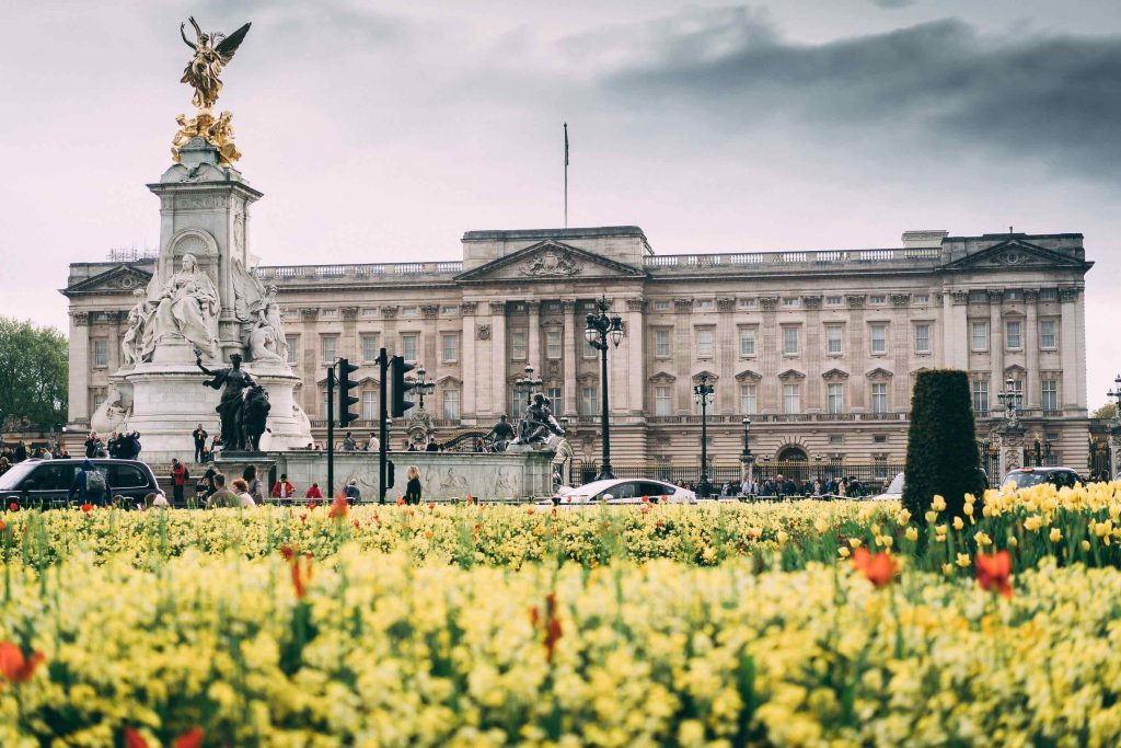 Buckingham Palace, UK