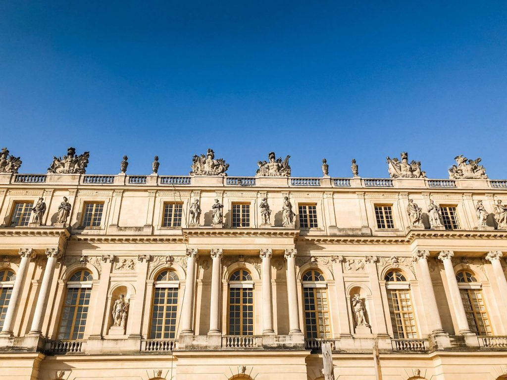 The Palace of Versaille