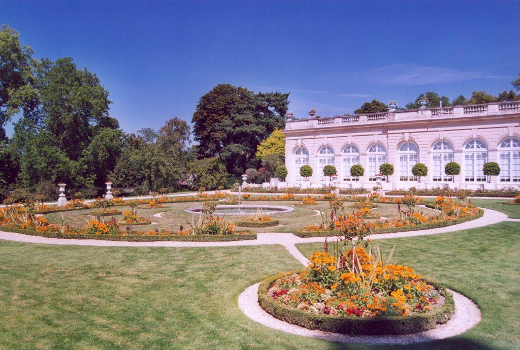 Parc de Bagatelle, Paris