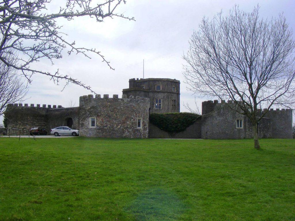 Walton Castle, UK
