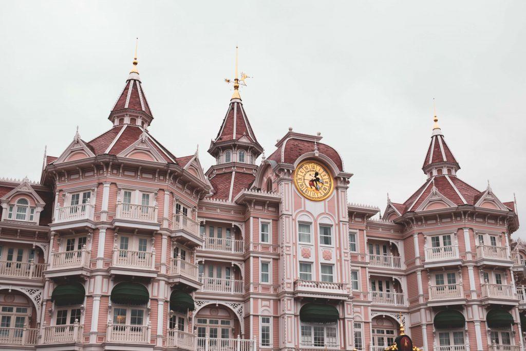 Disney Park - Paris Day Trips