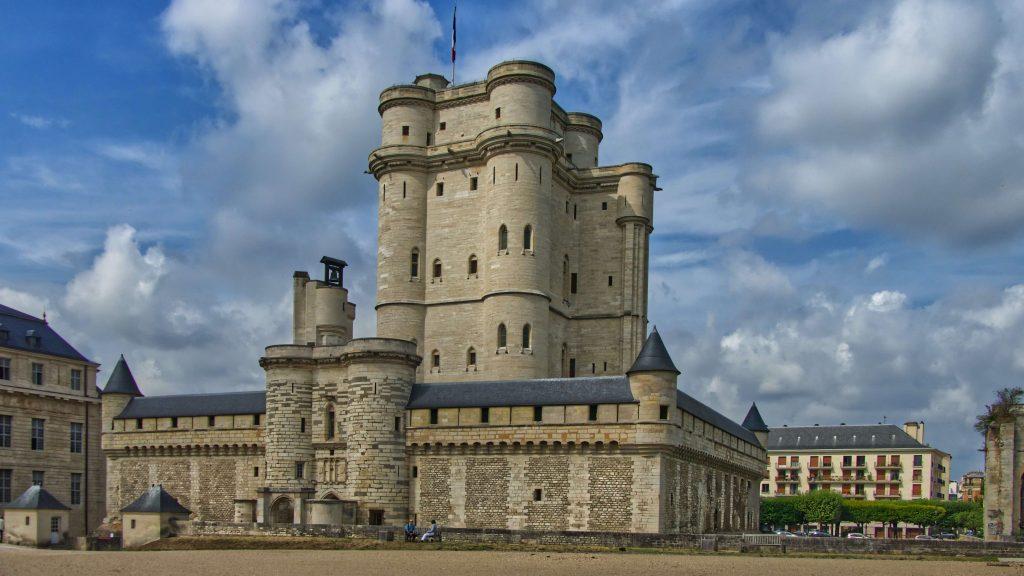 Château de Vincennes, Vincennes, France