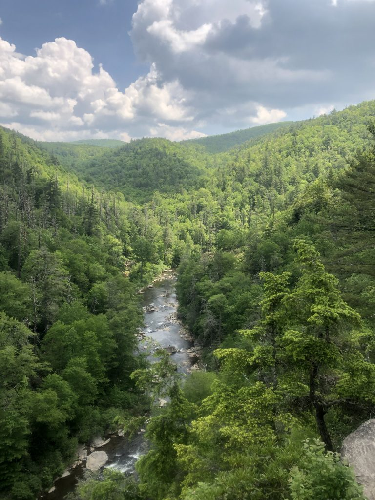 Linville River, Boone - North Carolina