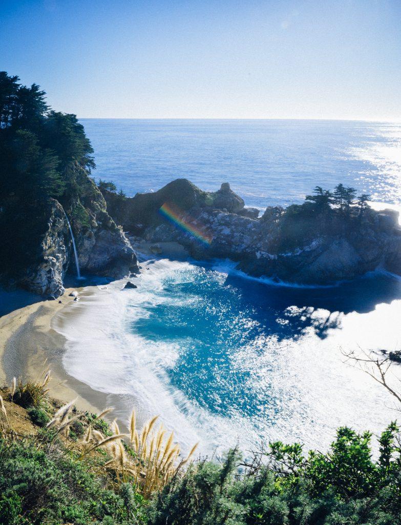 USA in Summer - Big Sur