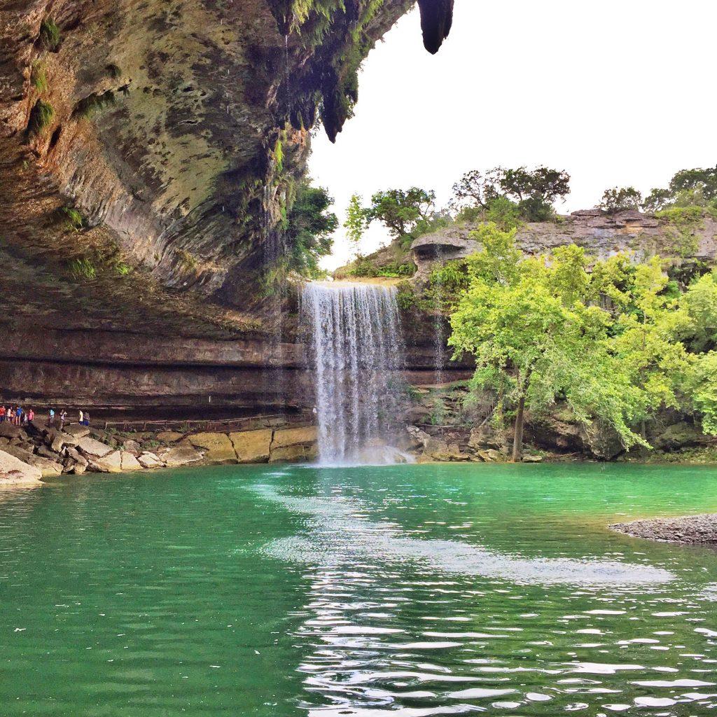 Hamilton Pool, Texas -  Beautiful US Summer Destinations