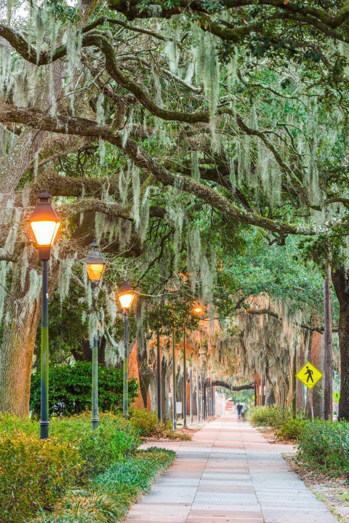 Savannah, Georgia - Best US Destinations in May
